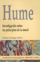 investigacion sobre los principios de la moral-david hume-9788497426305