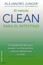 el metodo clean para el intestino alejandro junger 9788497546805