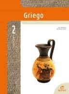 El libro de Griego 2º bachillerato autor VV.AA. PDF!