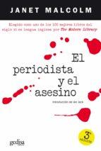 el periodista y el asesino (3ª ed)-janet malcolm-9788497846905