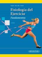 fisiologia del ejercicio: fundamentos victor l. katch 9788498354805