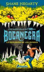 bocanegra ii: la explosion de los mundos shane hegarty 9788498387605