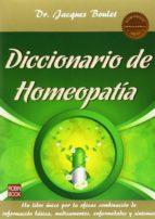 diccionario de homeopatia jacques boulet 9788499173405