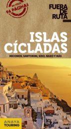 islas cicladas 2013 (fuera de ruta) ana ron 9788499355405