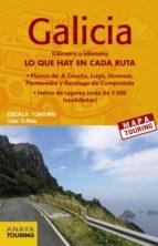 mapa de carreteras de galicia escala 1:340.000 (2016) 9788499358505