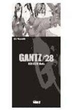 gantz nº 28-oku hiroya works-9788499471105