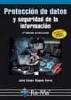 protección de datos y seguridad de la información-julio cesar miguel perez-9788499645605