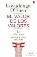 el valor de los valores (ebook)-covadonga o'shea-9788499983905