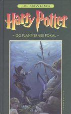 harry potter og flammernes pokal (danes) (harry potter y el caliz de fuego)-j.k. rowling-9788702002805