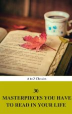 30 masterpieces you have to read in your life vol : 1 (a to z classics) (ebook) washington irving 9788827522905