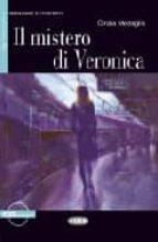il mistero di veronica. libro + cd-cinzia medaglia-9788853000705