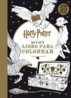 harry potter mini libro para colorear 9788868219505