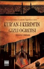 kur'an' ? kerim'in gizli ö?retisi (ebook) 2789785907015