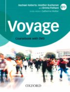voyage intermediate b1+ student s book and dvd pack-9780190518615