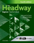 new headway: beginner: teacher s book + teacher s resource disc (4ª ed) 9780194771115