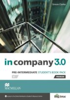 in company 3.0 pre-int sts pack-9780230455115