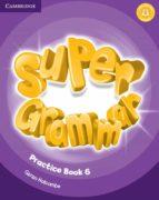 super minds level 6 super grammar book 9781316631515