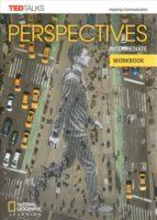 perspectives intermediate: workbook with audio cd 9781337627115