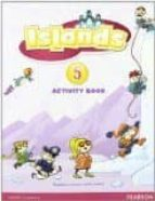 islands spain level 5 activity book pack-9781408298015