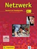 netzwerk a1-1 alumno+ejercicios+2cd+dvd-9783126061315