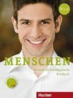 menschen a1.2 kursbuch. libro+dvd+glosario xxl-9783197419015