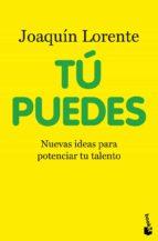 tu puedes-joaquin lorente-9788408039815