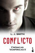 conflicto (cronicas vampiricas ii) bolsillo l.j. smith 9788408099215