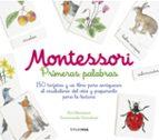 montessori. primeras palabras-eve herrmann-emmanuelle tchoukriel-9788408169215