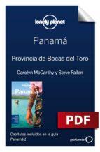 panamá 1_8. provincia de bocas del toro (ebook)-9788408185215