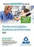 técnico en cuidados auxiliares de enfermería del servicio aragonés de salud. test-9788414205815