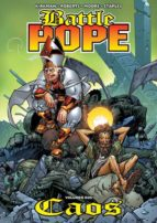 battle pope nº 2: caos-robert kirman-matthew roberts-tony moore-9788415225515