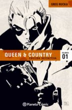 queen and country nº 01 (edicion definitiva) greg rucka 9788416090815