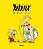 asterix. de la a a la z carine picaud 9788416489015