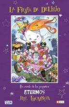 la fiesta de delirio: un cuento de los pequeños eternos-neil gaiman-9788417176815