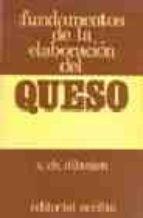 fundamentos de la elaboracion del queso (2ª ed.)-sawen dilanjan ch.-9788420000015