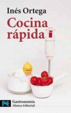 cocina rapida ines ortega 9788420638515