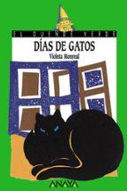 dias de gatos-violeta monreal diaz-9788420790015