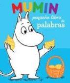 mumin: pequeño libro de palabras tove jansson 9788424632915