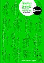 figurines de moda: patrones para la ilustracion de moda f. v. feyerabend 9788425226915