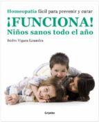 funciona: niños sanos todo el año isidro vigara lizandra 9788425346415