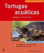tortugas acuaticas hartmut wilke 9788425515415
