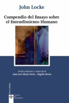 compendio del ensayo sobre el entendimiento humano-john locke-9788430949915