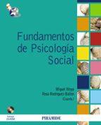 fundamentos de psicologia social-miguel moya morales-rosa rodriguez bailon-9788436824315