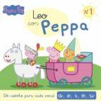 un cuento para cada letra: vocales (leo con peppa 1) 9788437201115