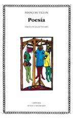 villon: poesia françois villon 9788437605715