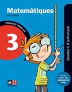 matemàtiques 3º educacion primaria quadern activitats tram 2.0 9788441221215