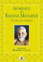 Aforismos de ramana maharsi Descargar libros de inglés gratis