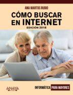 como buscar en internet. edicion 2018 ana martos rubio 9788441539815