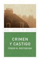 crimen y castigo fiodor dostoievski 9788446023715