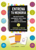 kit entrena tu memoria-dominic o brien-9788448009915